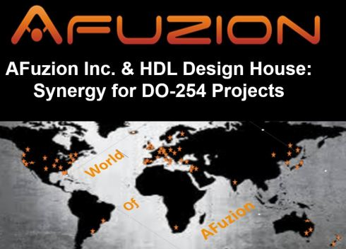 DHL and AFuzion Image for Press Release
